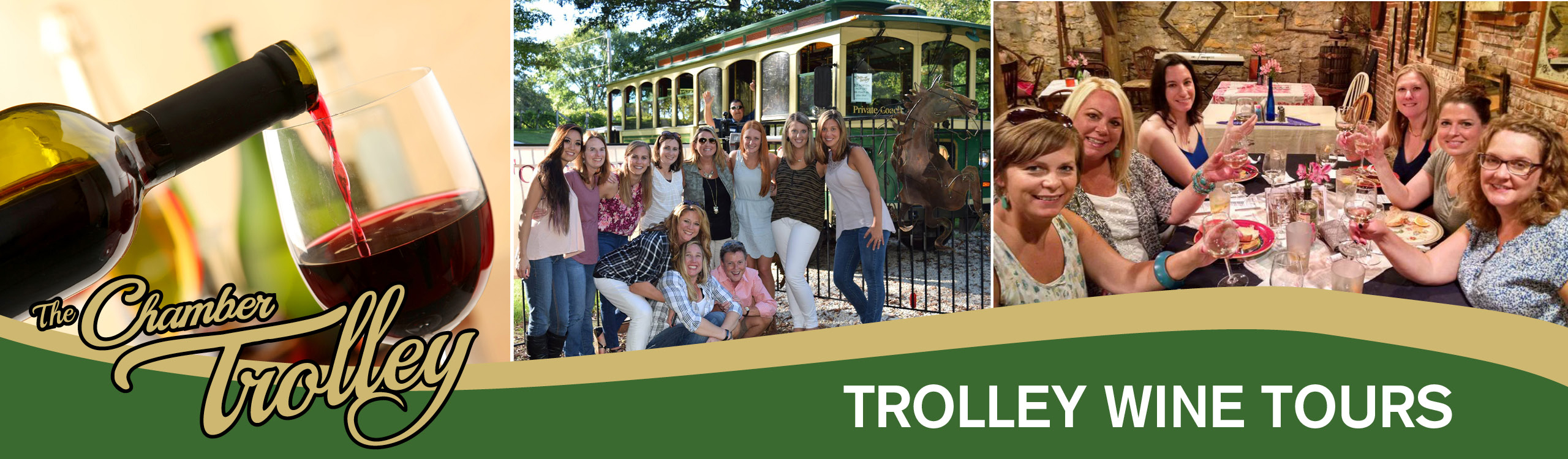 Excelsior Springs Trolley Tour